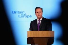 Cameron EU Speech